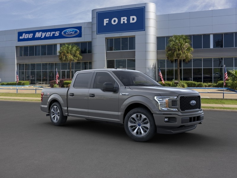 2020 Ford F-150 SuperCrew Cab 4x4, Pickup #LFC48462 - photo 7