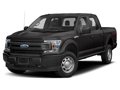 2020 Ford F-150 SuperCrew Cab 4x4, Pickup #LFC48462 - photo 1
