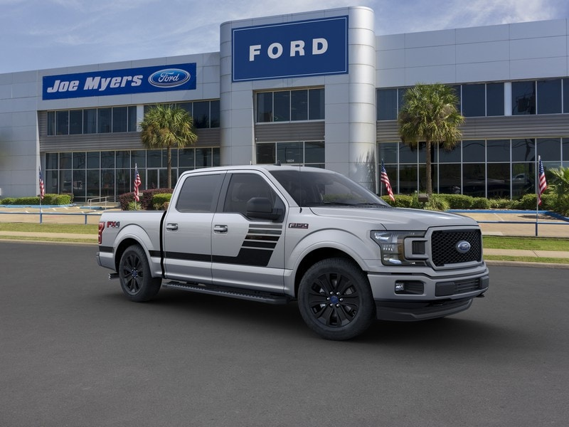 2020 Ford F-150 SuperCrew Cab 4x4, Pickup #LFC48632 - photo 7