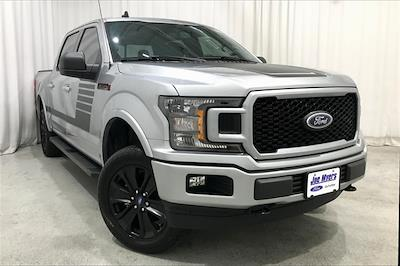2020 Ford F-150 SuperCrew Cab 4x4, Pickup #LFC48632 - photo 1
