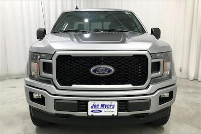 2020 Ford F-150 SuperCrew Cab 4x4, Pickup #LFC48632 - photo 3