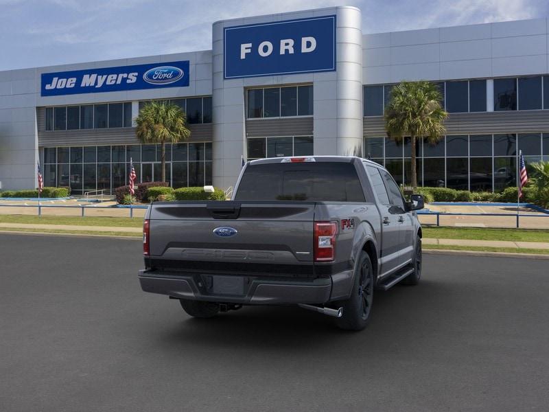 2020 Ford F-150 SuperCrew Cab 4x4, Pickup #LFC58350 - photo 8