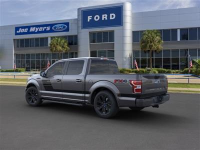 2020 Ford F-150 SuperCrew Cab 4x4, Pickup #LFC58350 - photo 2