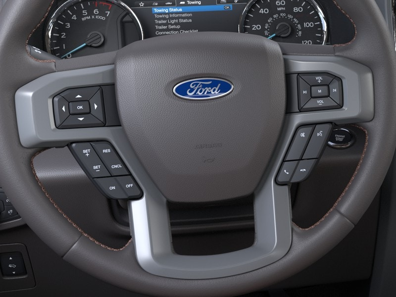 2020 Ford F-150 SuperCrew Cab 4x4, Pickup #LFC58354 - photo 3