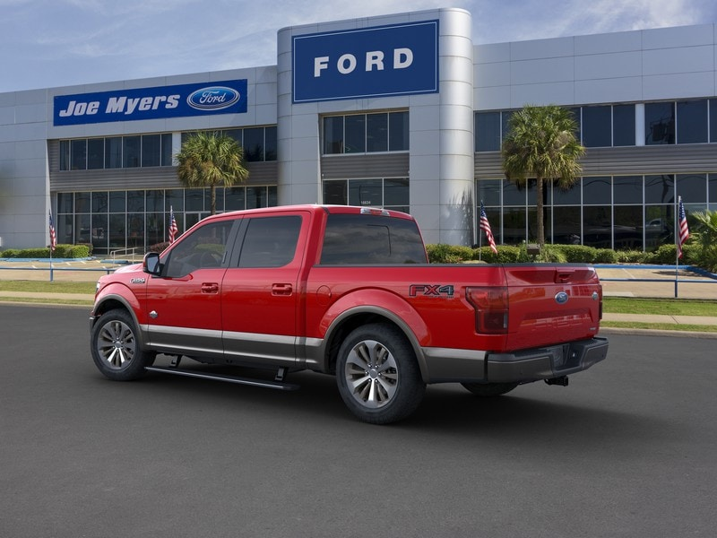 2020 Ford F-150 SuperCrew Cab 4x4, Pickup #LFC58354 - photo 2