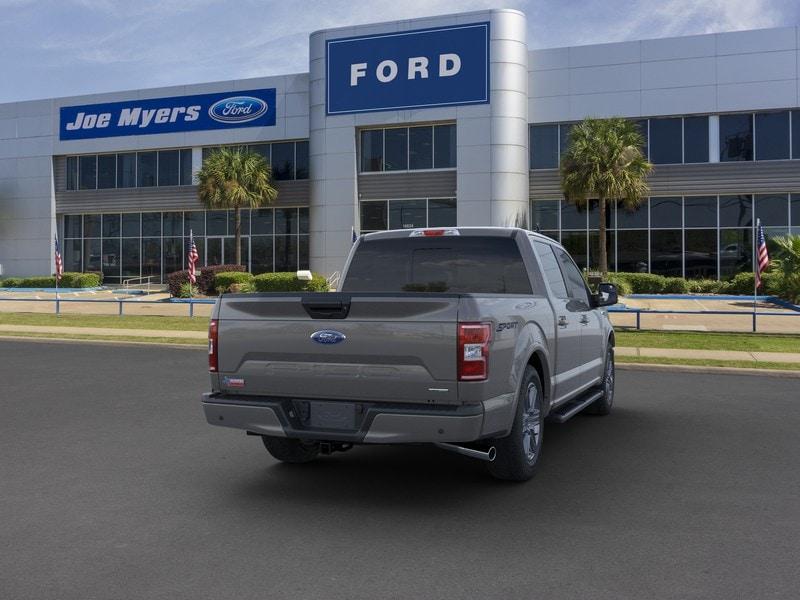 2020 Ford F-150 SuperCrew Cab 4x2, Pickup #LFC81742 - photo 8