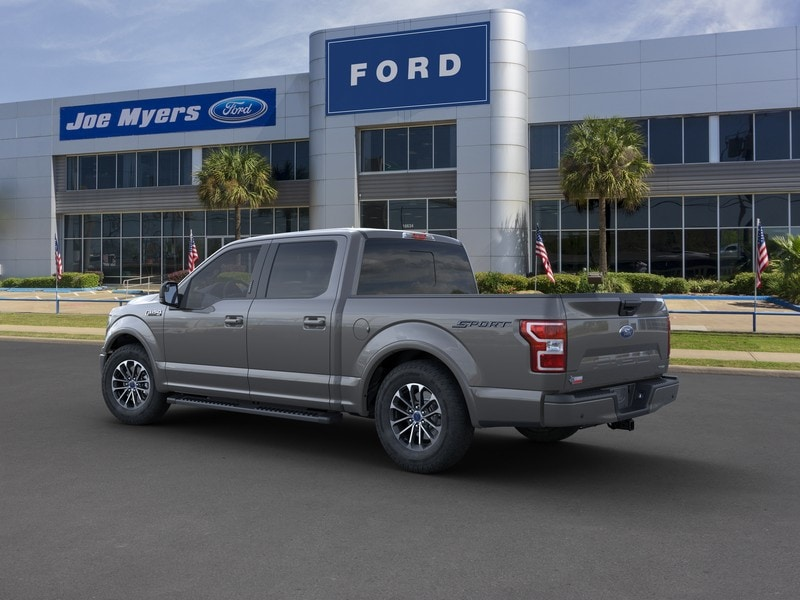 2020 Ford F-150 SuperCrew Cab 4x2, Pickup #LFC81743 - photo 2