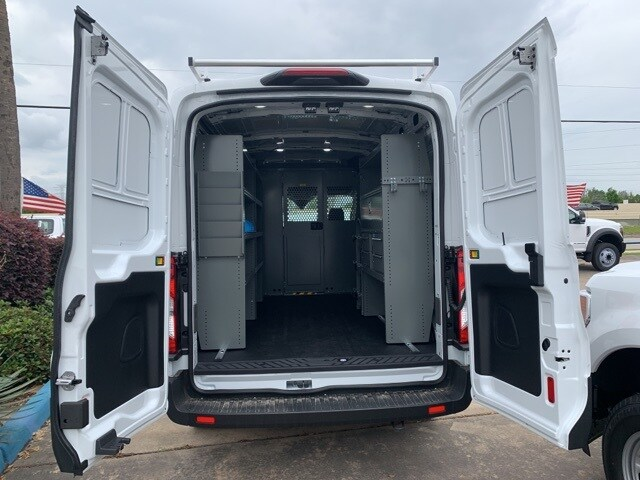 2020 Transit 250 Med Roof RWD, Upfitted Cargo Van #LKA08954 - photo 1