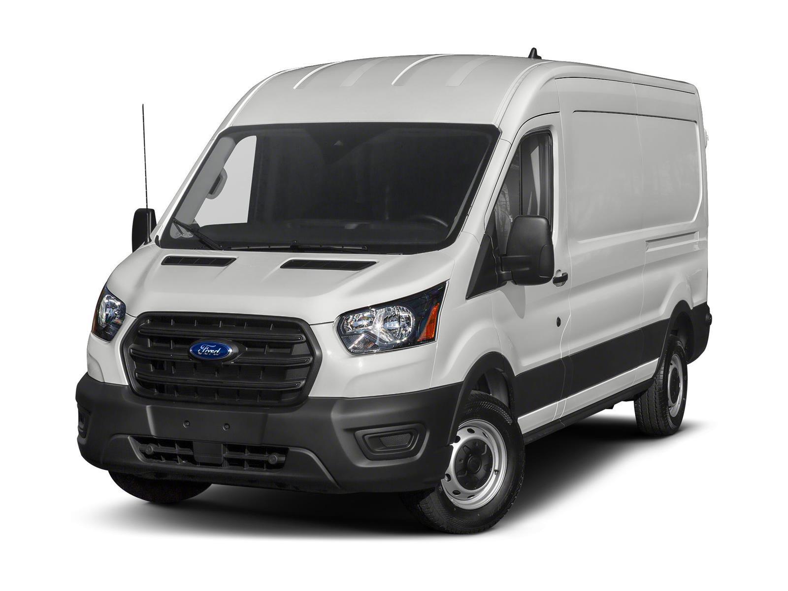 2020 Ford Transit 250 Med Roof RWD, Empty Cargo Van #LKA13443 - photo 1