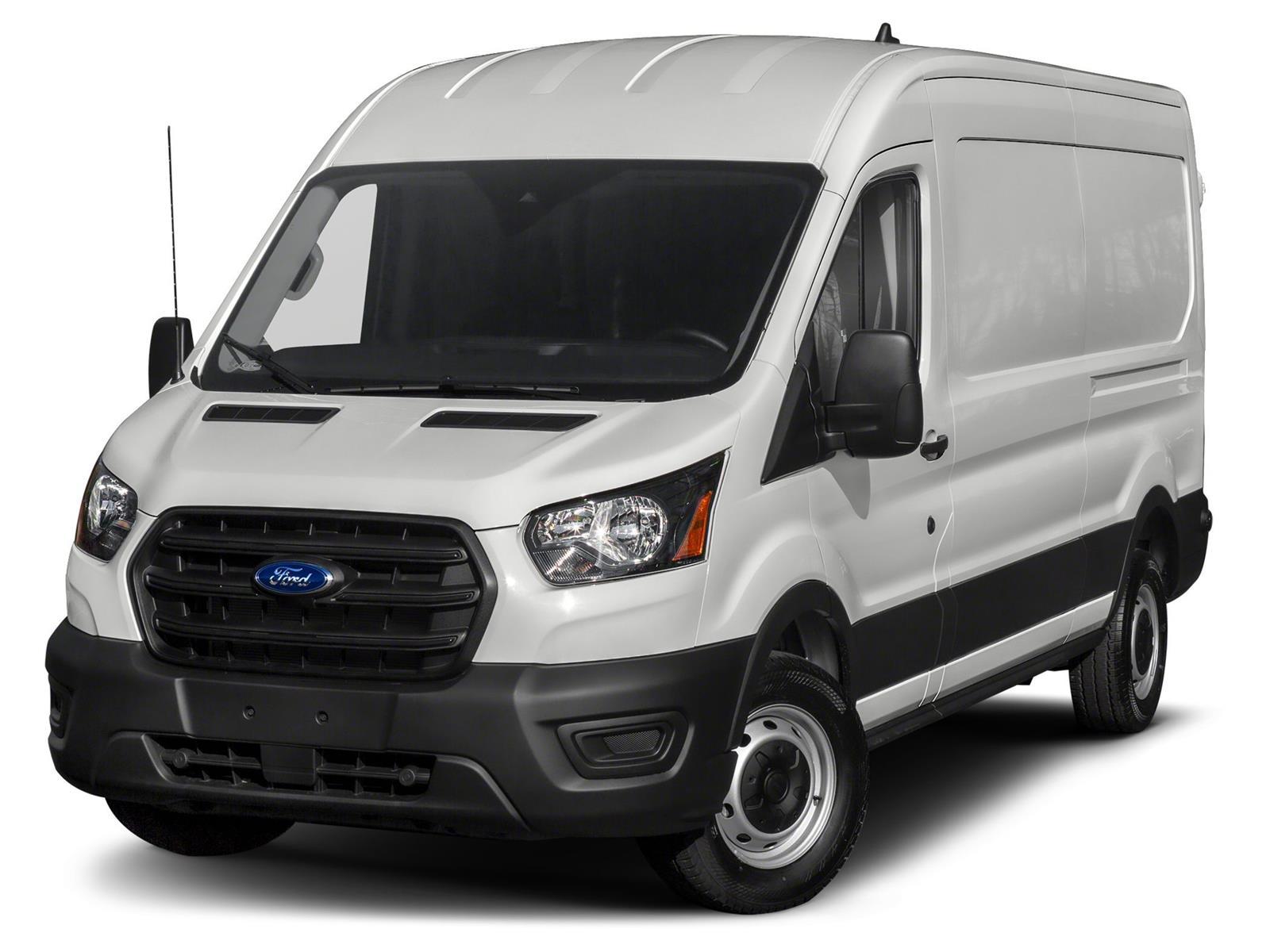 2020 Ford Transit 250 Med Roof RWD, Empty Cargo Van #LKA13492 - photo 1
