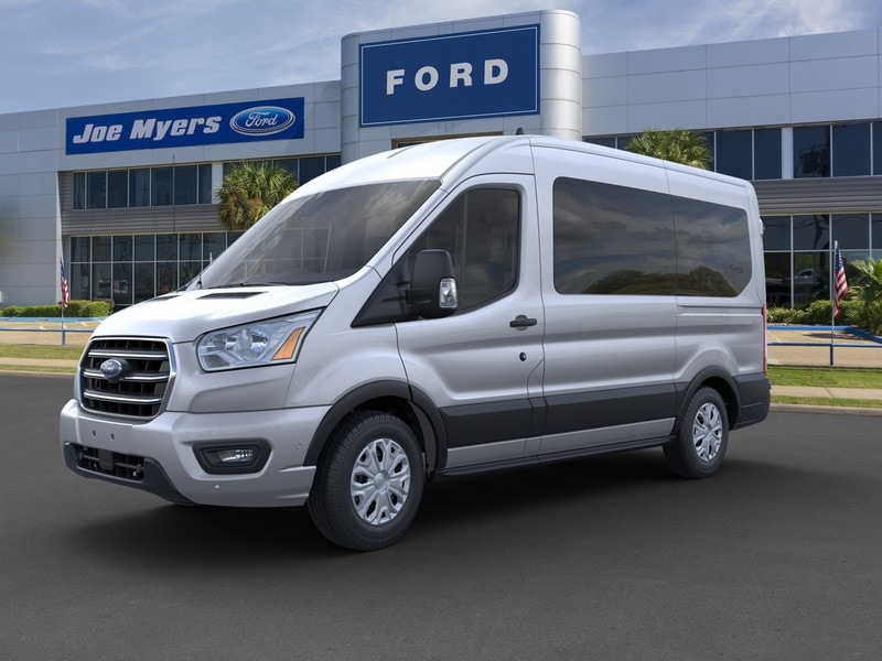 2020 Ford Transit 150 Med Roof RWD, Passenger Wagon #LKA59136 - photo 4