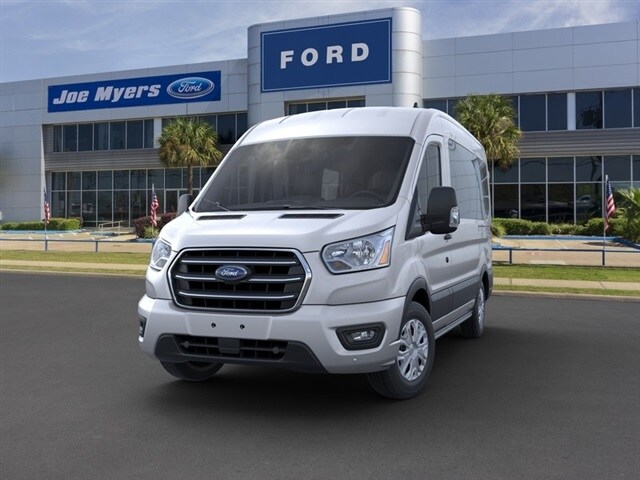 2020 Ford Transit 150 Med Roof RWD, Passenger Wagon #LKA59136 - photo 3