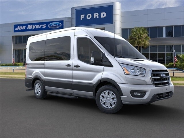 2020 Ford Transit 150 Med Roof RWD, Passenger Wagon #LKA59136 - photo 1