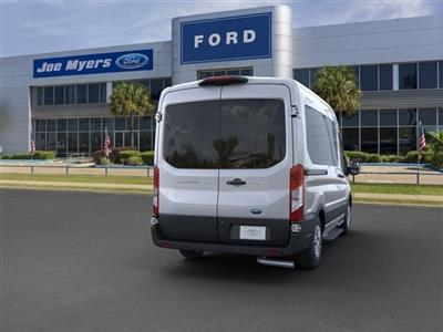 2020 Ford Transit 150 Med Roof RWD, Passenger Wagon #LKA59136 - photo 9