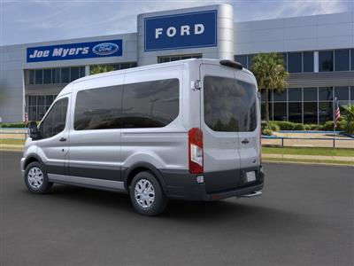 2020 Ford Transit 150 Med Roof RWD, Passenger Wagon #LKA59136 - photo 2