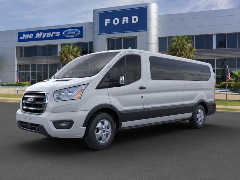 2020 Ford Transit 350 Low Roof RWD, Passenger Wagon #LKA66455 - photo 1