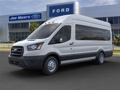 2020 Ford Transit 350 HD High Roof DRW 4x2, Passenger Wagon #LKA81539 - photo 1