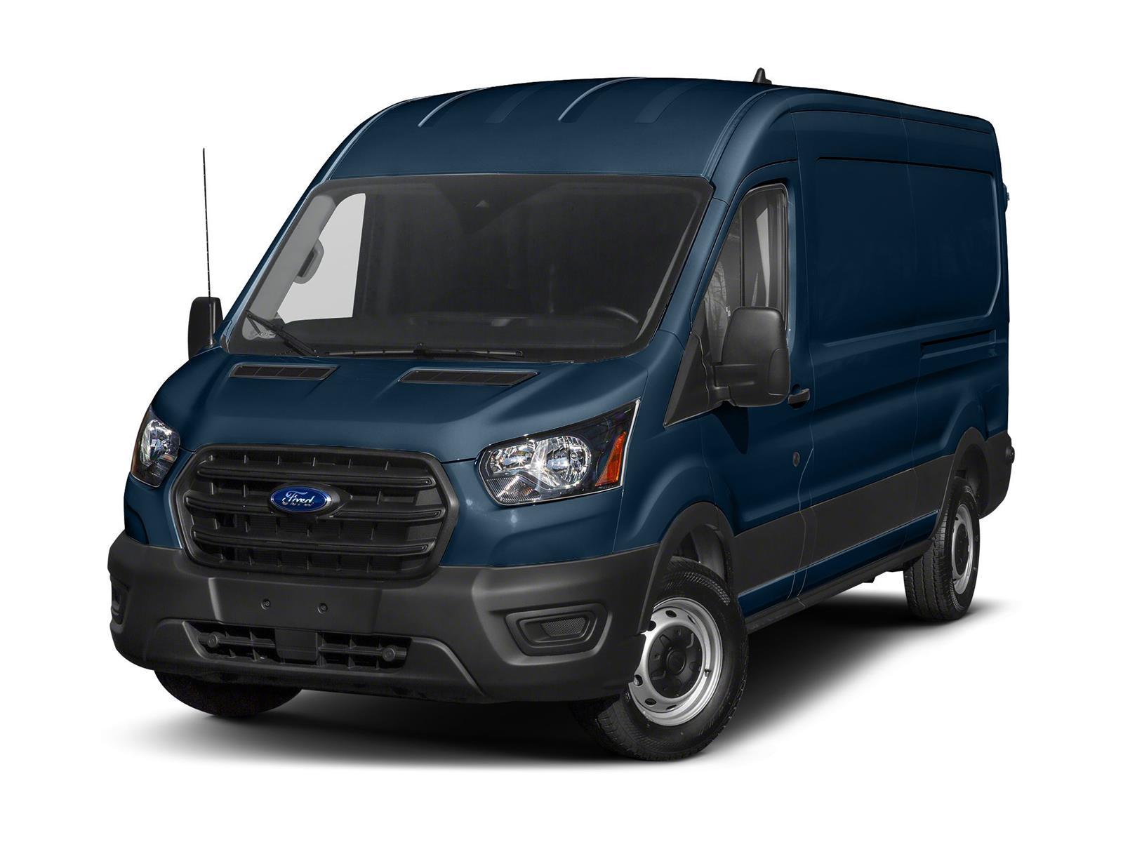 2020 Ford Transit 250 Med Roof RWD, Empty Cargo Van #LKA88516 - photo 1