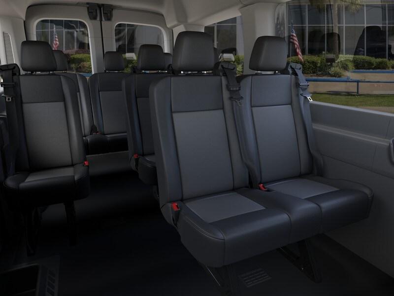 2020 Ford Transit 150 Med Roof RWD, Passenger Wagon #LKA91759 - photo 10