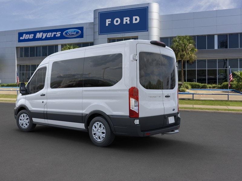 2020 Ford Transit 150 Med Roof RWD, Passenger Wagon #LKA91759 - photo 3