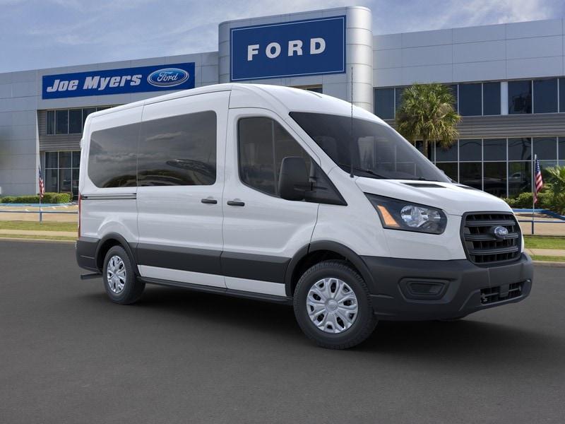 2020 Ford Transit 150 Med Roof RWD, Passenger Wagon #LKA91759 - photo 6