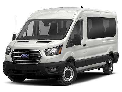 2020 Ford Transit 150 Med Roof RWD, Passenger Wagon #LKA91759 - photo 1