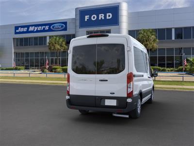 2020 Ford Transit 150 Med Roof RWD, Passenger Wagon #LKA91759 - photo 7