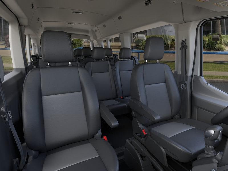 2020 Ford Transit 350 Med Roof 4x2, Passenger Wagon #LKB20084 - photo 10