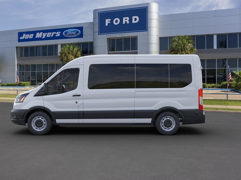 2020 Ford Transit 350 Med Roof 4x2, Passenger Wagon #LKB20084 - photo 4
