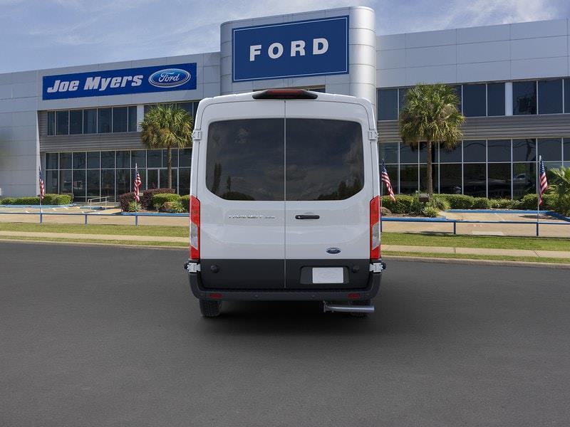 2020 Ford Transit 350 Med Roof 4x2, Passenger Wagon #LKB20084 - photo 5
