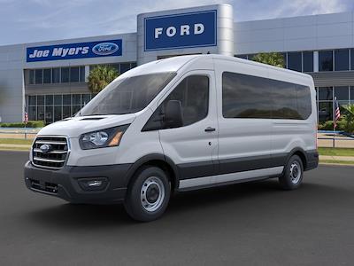 2020 Ford Transit 350 Med Roof 4x2, Passenger Wagon #LKB20084 - photo 1