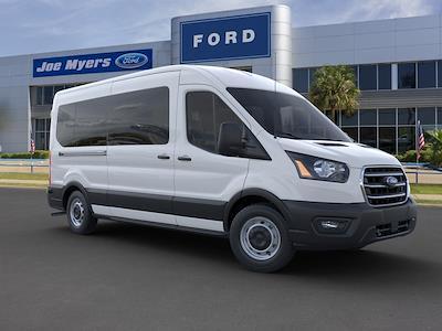 2020 Ford Transit 350 Med Roof 4x2, Passenger Wagon #LKB20084 - photo 7
