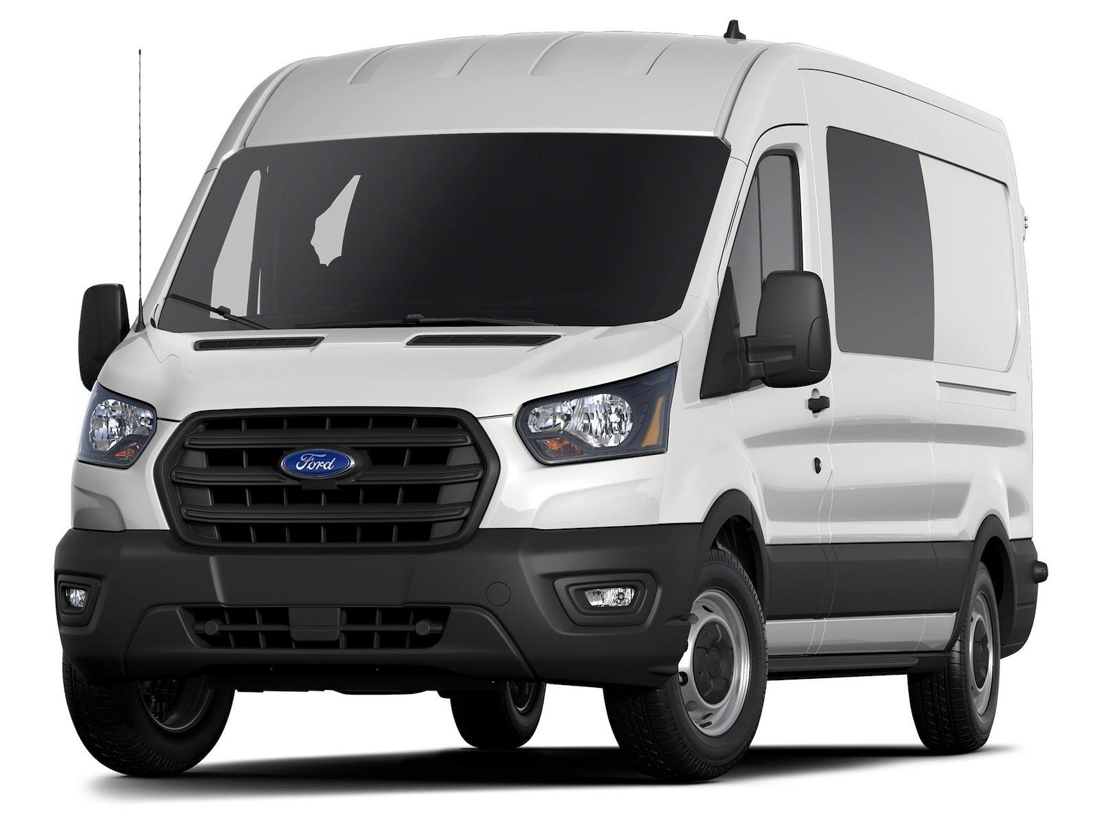 2020 Ford Transit 350 HD High Roof DRW 4x2, Crew Van #LKB20684 - photo 1