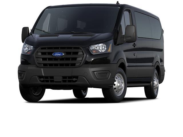 2020 Ford Transit 350 Low Roof RWD, Passenger Wagon #LKB39182 - photo 1