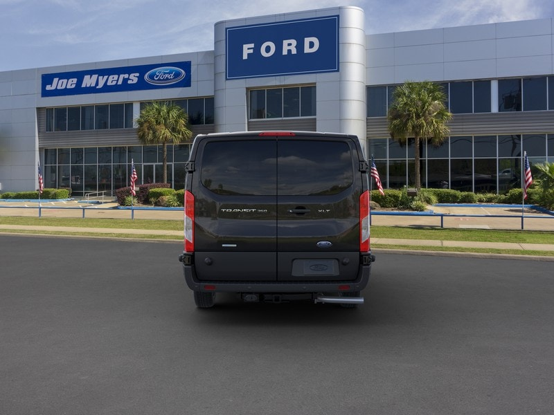2020 Ford Transit 350 Low Roof RWD, Passenger Wagon #LKB39182 - photo 5
