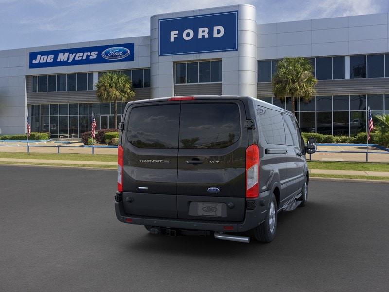 2020 Ford Transit 350 Low Roof RWD, Passenger Wagon #LKB39182 - photo 8