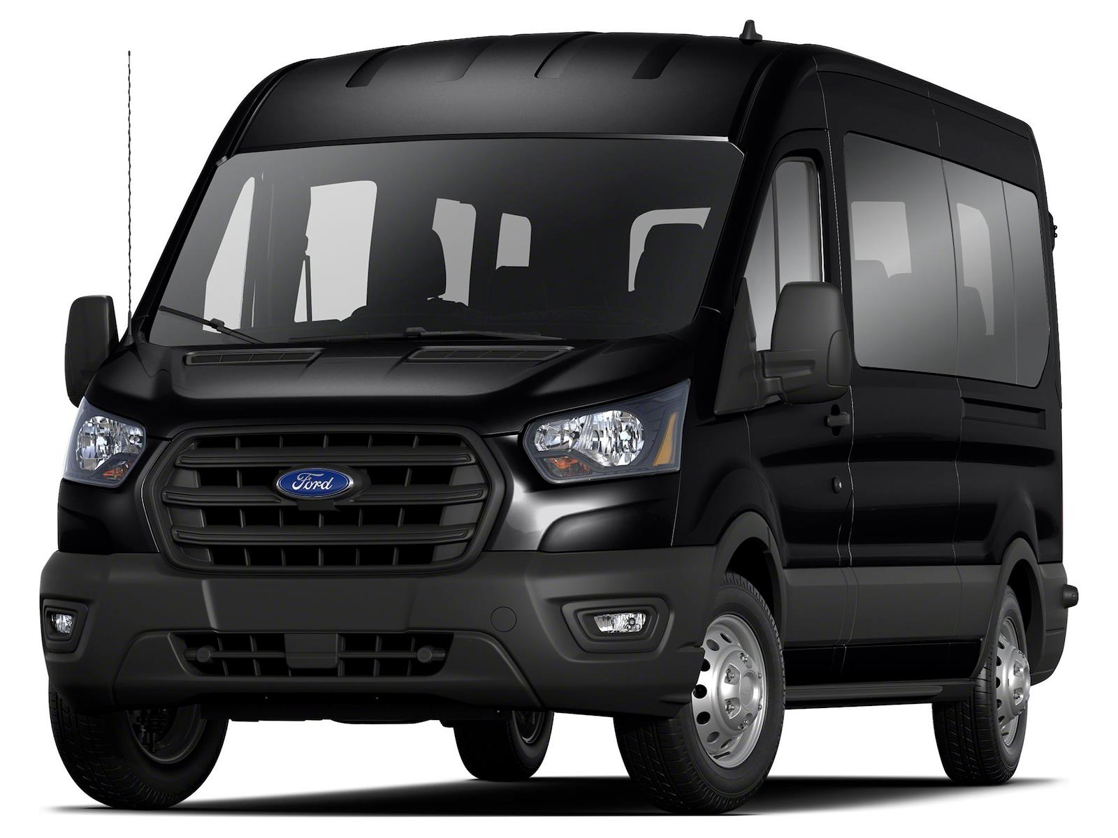 2020 Ford Transit 350 HD High Roof DRW 4x2, Passenger Wagon #LKB71720 - photo 1