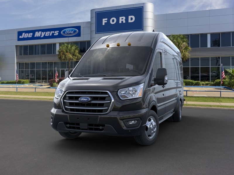 2020 Ford Transit 350 HD High Roof DRW 4x2, Passenger Wagon #LKB71720 - photo 3