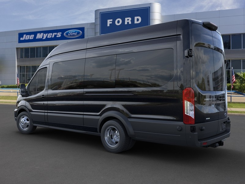 2020 Ford Transit 350 HD High Roof DRW 4x2, Passenger Wagon #LKB71720 - photo 2