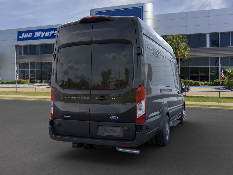 2020 Ford Transit 350 HD High Roof DRW 4x2, Passenger Wagon #LKB71720 - photo 8