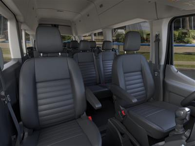 2020 Ford Transit 350 HD High Roof DRW 4x2, Passenger Wagon #LKB71720 - photo 10