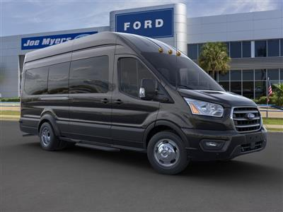 2020 Ford Transit 350 HD High Roof DRW 4x2, Passenger Wagon #LKB71720 - photo 7