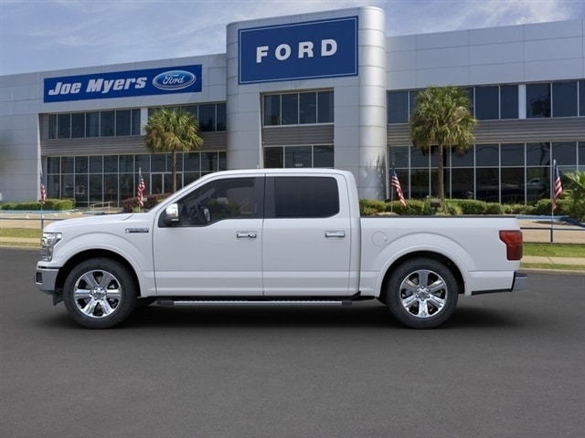 2020 F-150 SuperCrew Cab 4x2, Pickup #LKD07874 - photo 3