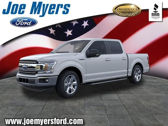 2020 Ford F-150 SuperCrew Cab 4x2, Pickup #LKD65494 - photo 1