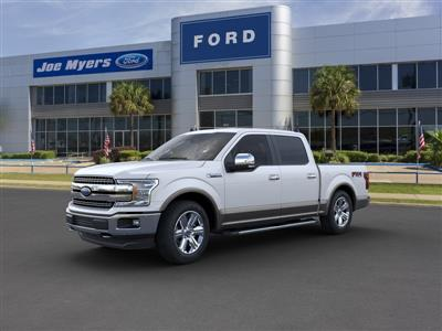 2020 F-150 SuperCrew Cab 4x4, Pickup #LKD73145 - photo 3