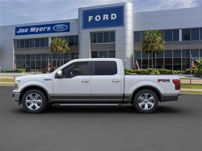 2020 F-150 SuperCrew Cab 4x4, Pickup #LKD73145 - photo 5