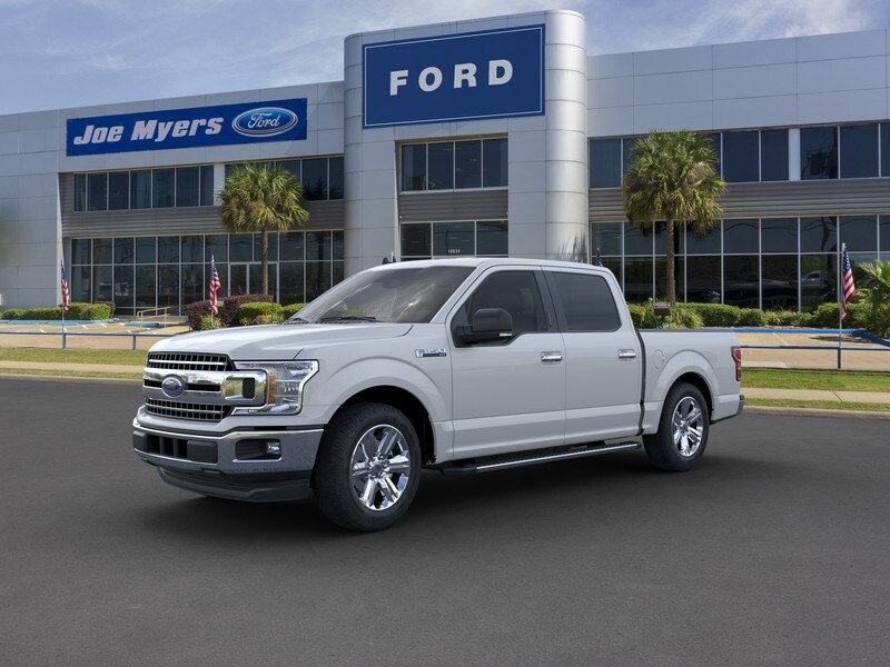 2020 Ford F-150 SuperCrew Cab 4x2, Pickup #LKE23925 - photo 3