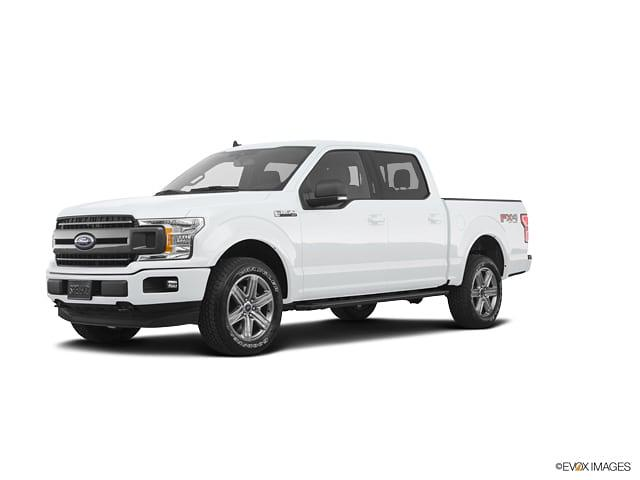 2020 Ford F-150 SuperCrew Cab 4x4, Pickup #LKE23929 - photo 1
