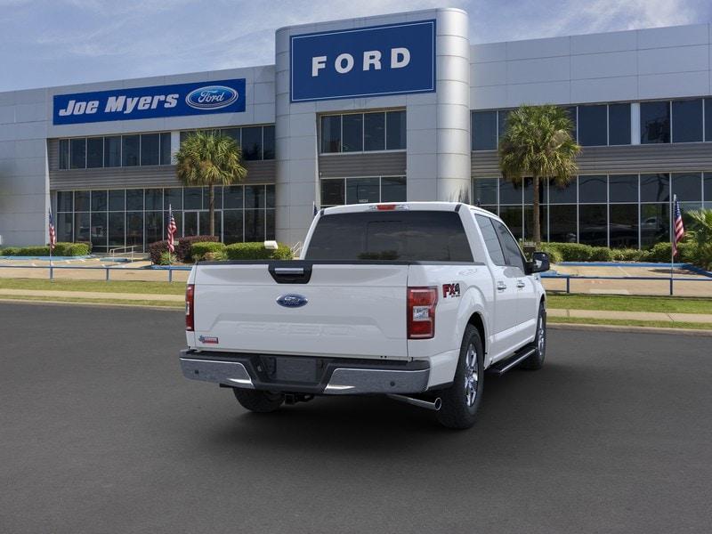 2020 Ford F-150 SuperCrew Cab 4x4, Pickup #LKE23929 - photo 8