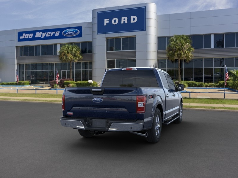 2020 Ford F-150 SuperCrew Cab 4x4, Pickup #LKE23930 - photo 8